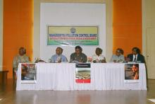 Programme of Interaction with the Press & NGOs on Environment held on 10th of November, 2005 at Textile Committee Hall, Prabhadevi, Mumbai