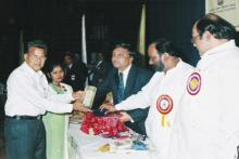 MPCB celebrated its 34th Foundation Day on 7th Sept, 2004